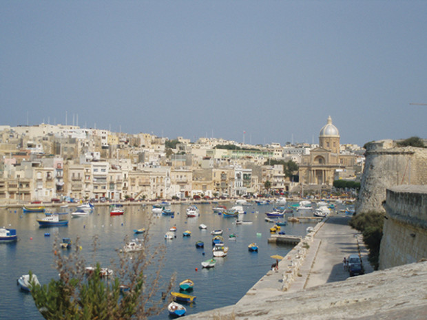 A highlight of the trip was exploring the Kalkara neighborhood