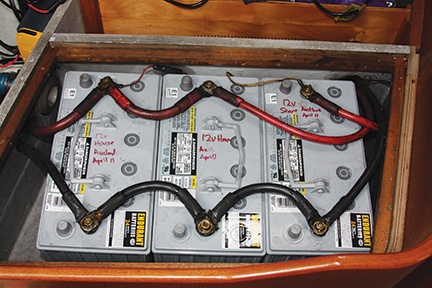 10 Batteries