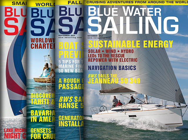 Blue Water Sailing | Page 12 of 16 | Blue Water Sailing