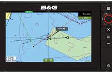 B&G Zeus2 AIS On Chart HR PRG