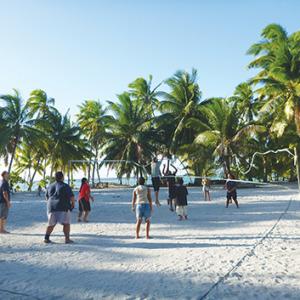 Volleyball - Cook Islands - Palmerston