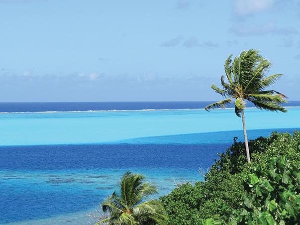 Huahine vista