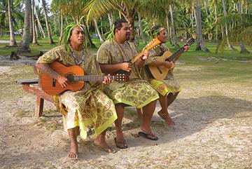 Mo'orea Musicians