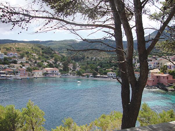 An Ionian port