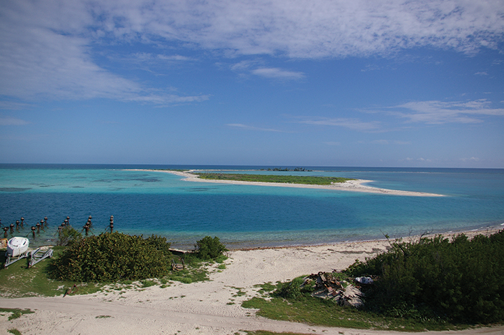FLBush Key and reef