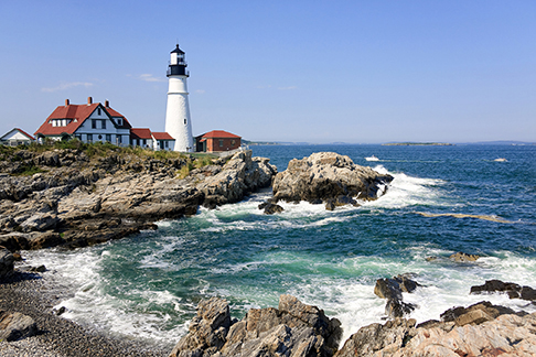Best Island To Visit In Portland Maine