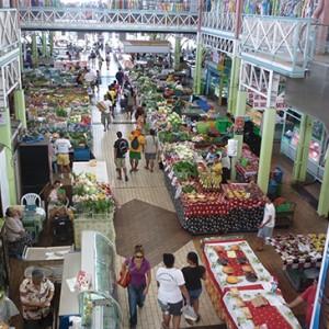 Market Tahiti