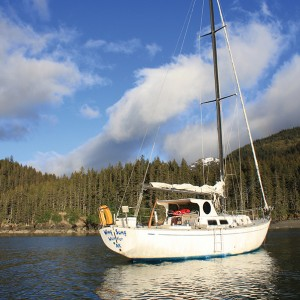 Day 3 - Anchored in Tutka Bay (4)