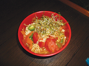Healthy Noodle Bowl