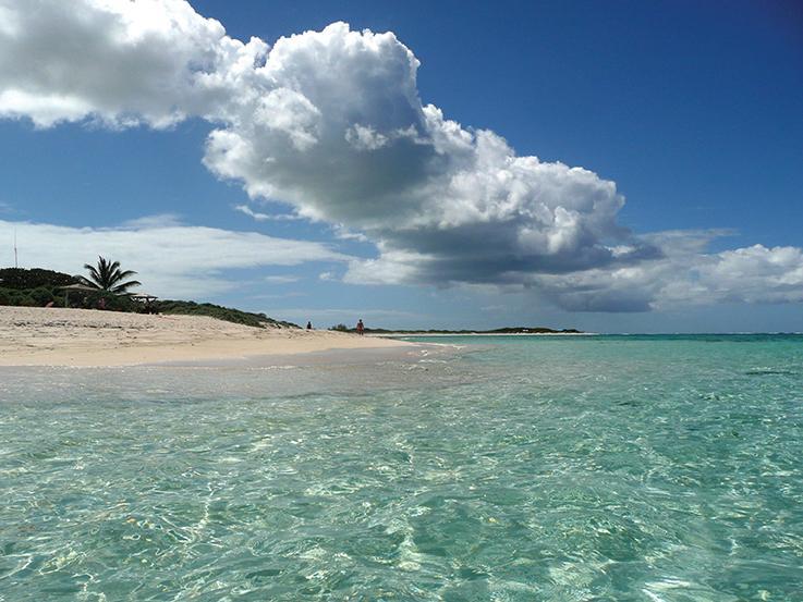 ìFlash of Beautyî Beach