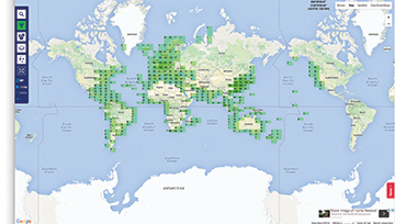 AIS marine traffic