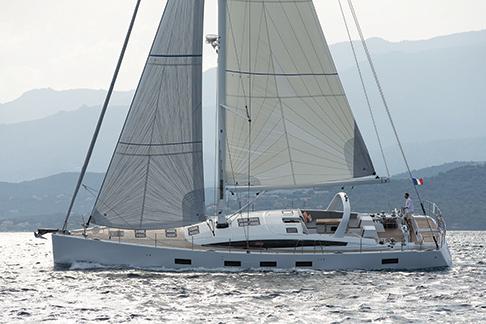 Jeanneau 64 - Chantier Jeanneau - Porto Vecchio (FRA,Corsica) - 01/07/2014