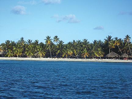 Our last stop, isla Soana