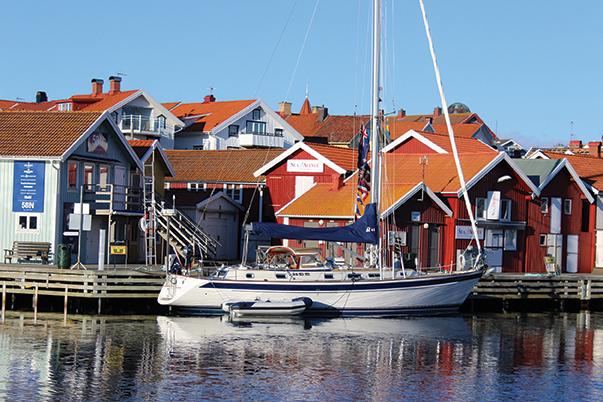 North Sea Expedition | Blue Water Sailing