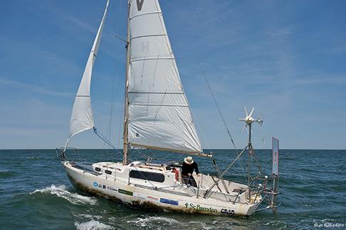 Small Boats, Big Dreams | Blue Water Sailing