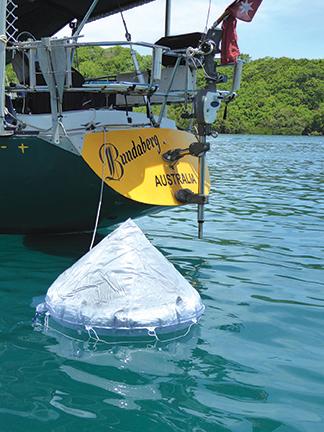 Solar Survival | Blue Water Sailing