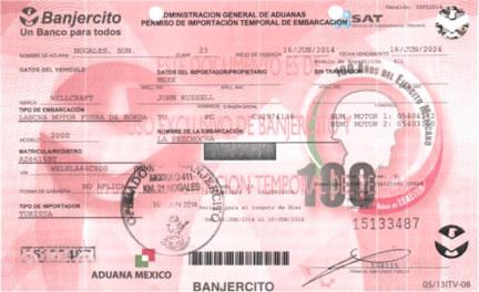 mexico permit