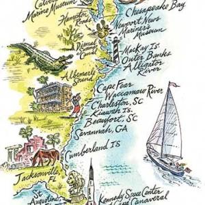 east-coast-map-illustration