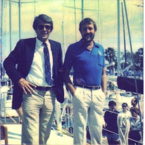 TED AND GENE 1982