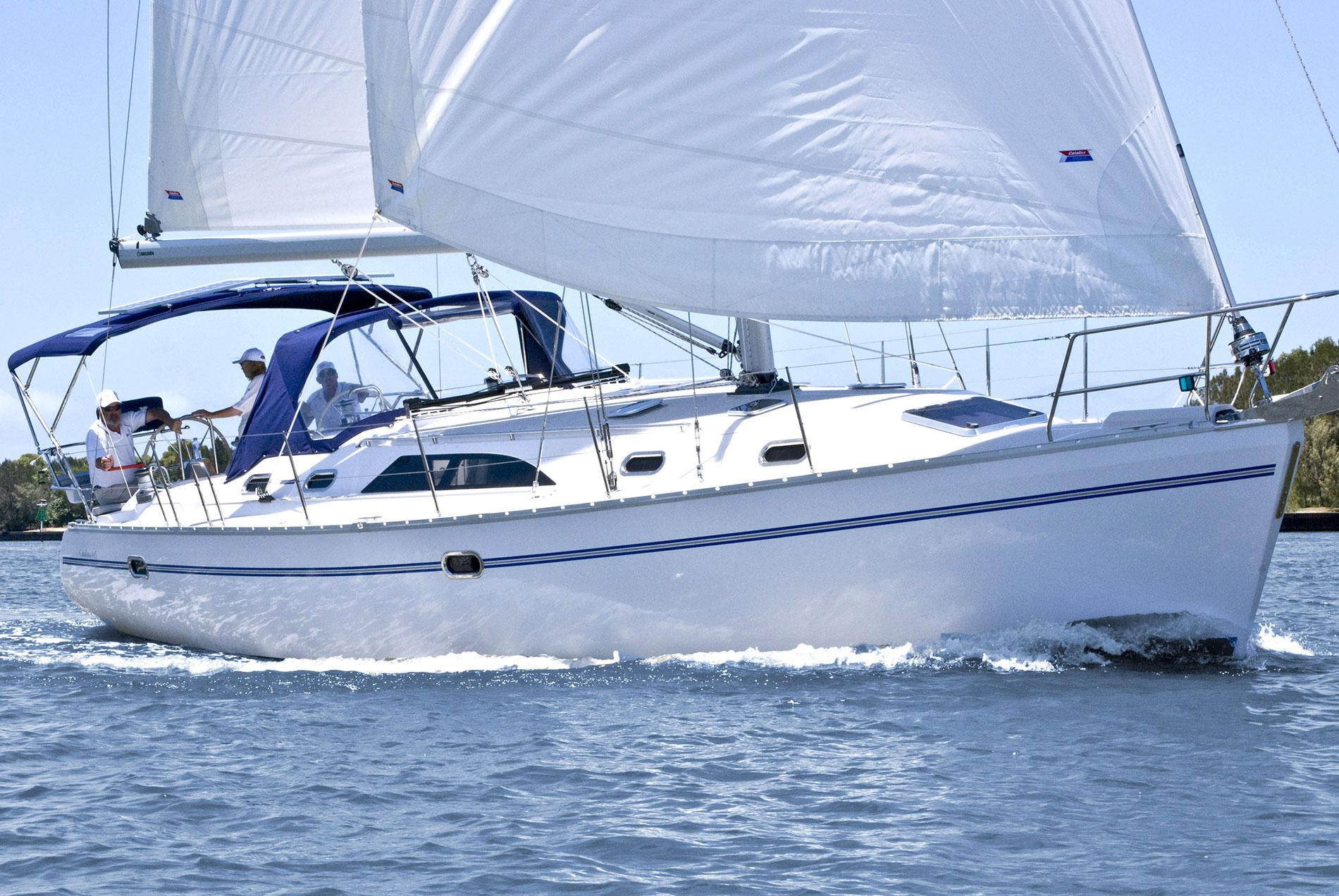 Catalina 445 cruising compass for The catalina