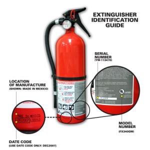 extinguisher recall