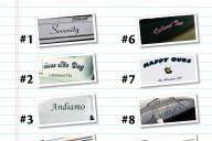 top 10 boat names