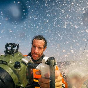 Armory Ross/Team Alvimedica/Volvo Ocean Race