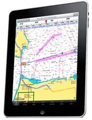 iPad-Navionics