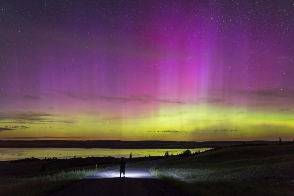 Photo Philip Granrud, spaceweather.com