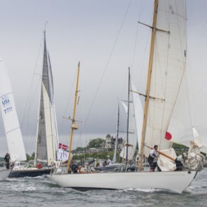 Start: Dorade, Matt Brooks, San Francisco, Calif., USA  Transatlantic Race 2015