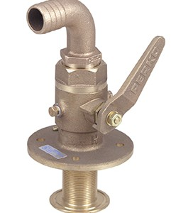 Perko-Bronze-assemby-Thru-hull-seacock-90-tailpiece