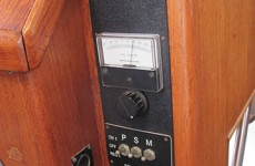 Photo#6 Selector switches and meters