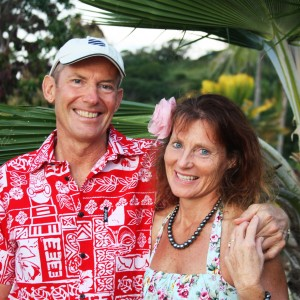 John and Amanda Neal - Fiji