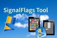 Titel-Signal-Flags