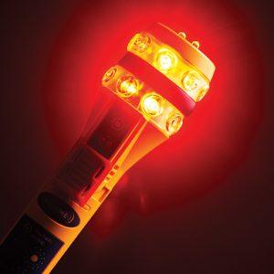 Flare-lit-up