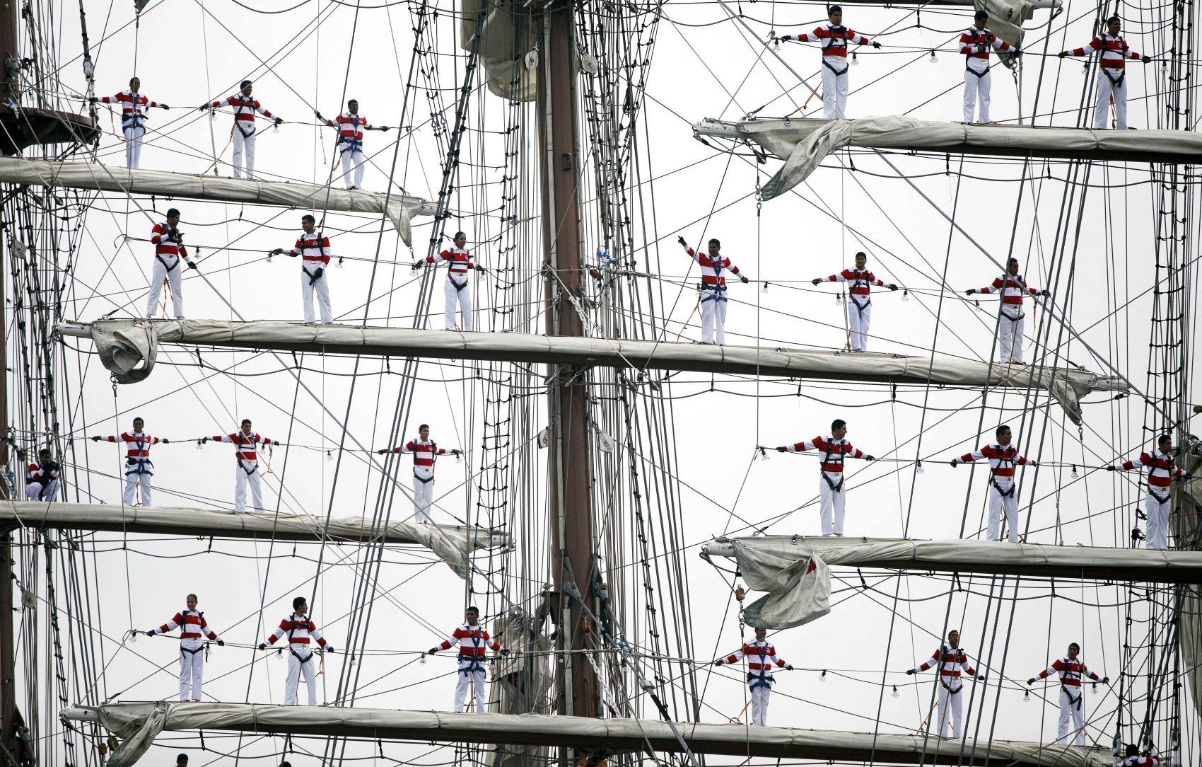 Tall Ships Return To Boston Cruising Compass - Boston tall ship cruise