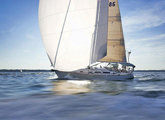 Cruising sails, North Sails