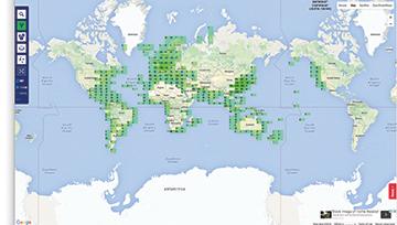 AIS marine traffic