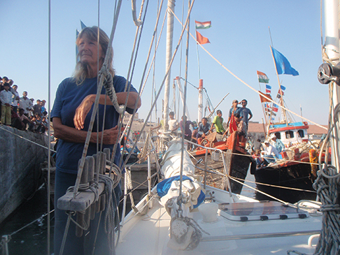 Boat arrest in Veruval