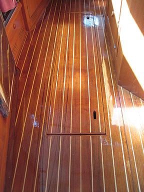 cabin sole