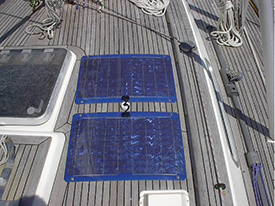 Portable panels make solar simple