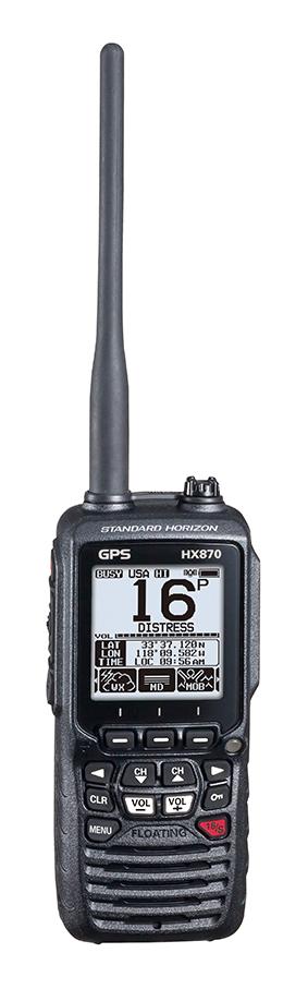 Standard Horizon HX870