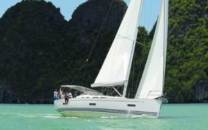 X Yachts 45