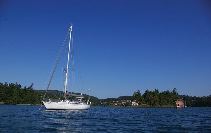 Esquimalt harbor