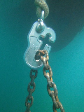 Mantus Chain Hook