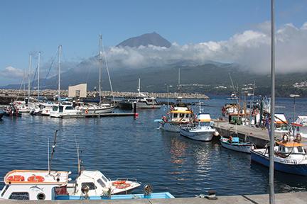Lajes Harbor