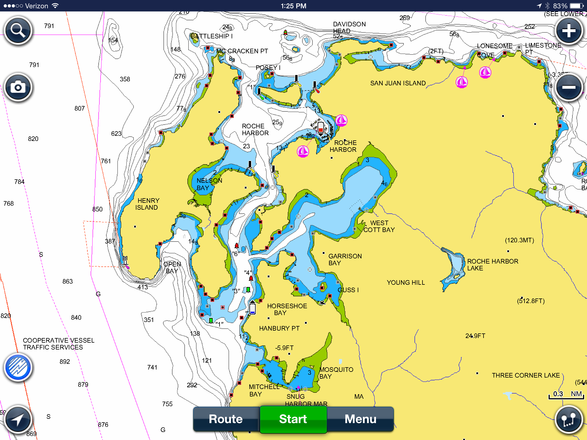 Navionics Announces Boating App with Free US Govt Charts | Cruising