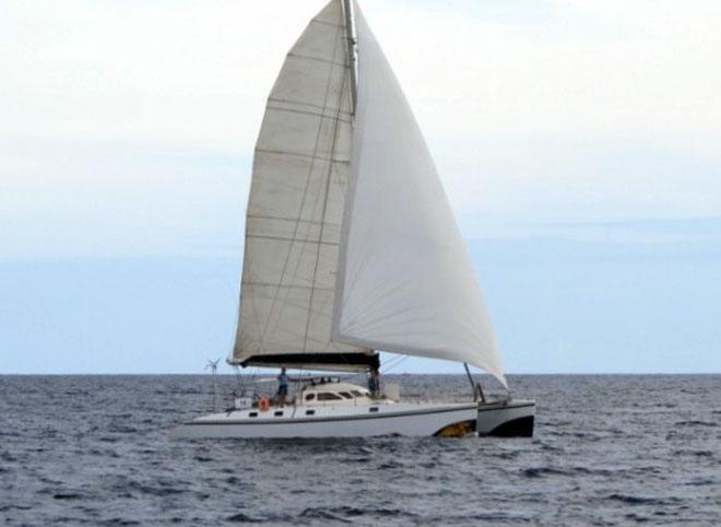 Cocojet III2014 Atlantic Odyssey