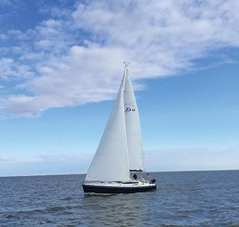Delphia-40-sailing