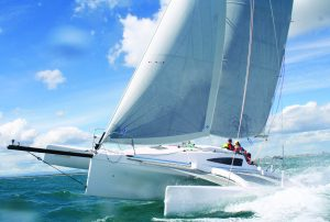 Corsair Cruise 970: Pocket Rocket Trimaran with a Touch of
